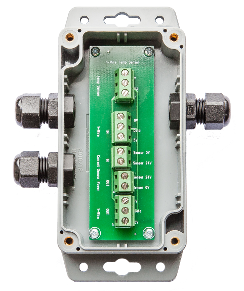 Ruggedised  1-Wire interface modules Temperature sensor