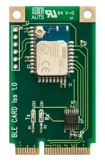 Bluetooth BLE112 mpcie industrial Raspberry Pi IO Card